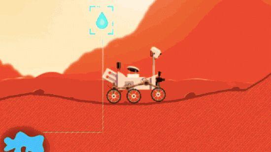 Mit der NASA als Curiosity auf dem Mars rumfahren