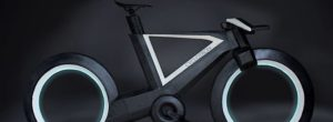 Cyclotron: The futuristic bike in Tron look