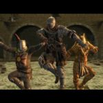 "Dark Souls mixed with A-Ha's ""Beni al"""