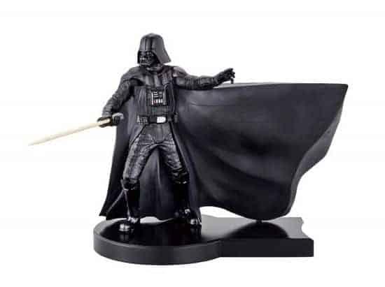 Darth Vader als mechanischer Zahnstocher-Spender