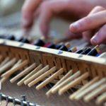Essstäbchen-Piano