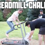 The Lego treadmill: The ultimate torture