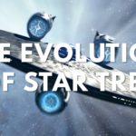 L'évolution de la télévision et du cinéma Star Trek