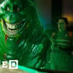 The backstory of Slimer