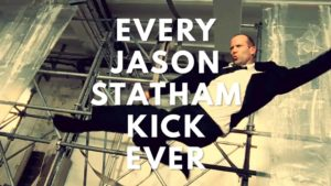 Every Jason Statham Punch and Kick. Ever