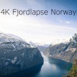 Fjordlapse: La beauté des fjords norvégiens en 4K