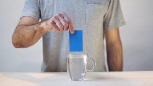 Formcard: Termoplastyczna bio tworzyw sztucznych w formie karty