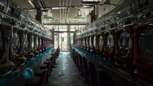 Genial omarbetade fotografier från Fukushima