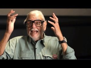 "George A. Romero über ""Night of the Living Dead"" en Zombies"