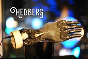 Hedberg: Jak zbudować bionic rękę ze starej maszyny do kawy