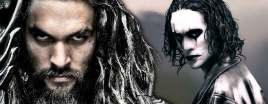 The Crow Remake: ator principal encontrado? Jason Momoa anuncia surpresa