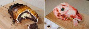 Katherine Dey bager kager til gyser