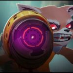 Marvel Rocket Raccoon & Groot test Animacja