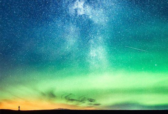 Los paisajes nórdicos de Mikko Lagerstedt