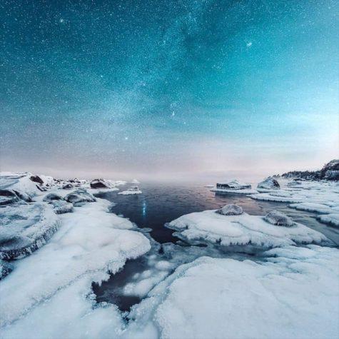 Les paysages nordiques de Mikko Lagerstedt