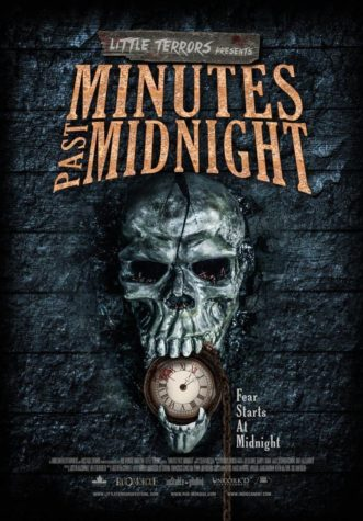 Minutos Past Midnight - cartaz