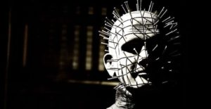 Hellraiser op twee oude Speech synthesizers