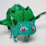Pokémon Origami: Fold Must 'em all!