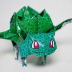 Pokémon Origami: tengo Fold 'em todo!