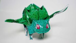 Pokémon Origami: Must Fold 'Em All!