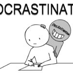 Procrastination – or the race against time