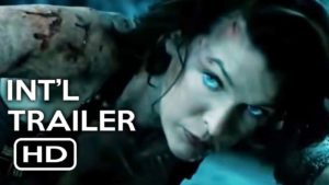 Resident Evil 6: The Final Chapter - Trailer
