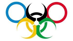 Riohazard: Das neue Logo der Olympischen Spiele in Rio