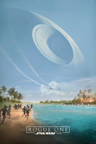 Rogue One: A Star Wars Story - Poster