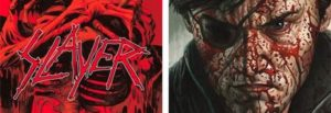 Slayer llevar & quot; Repentless & quot; cómics a cabo