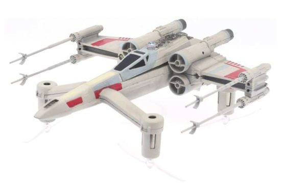 Star Wars Quadcopter T-65 X-Wing