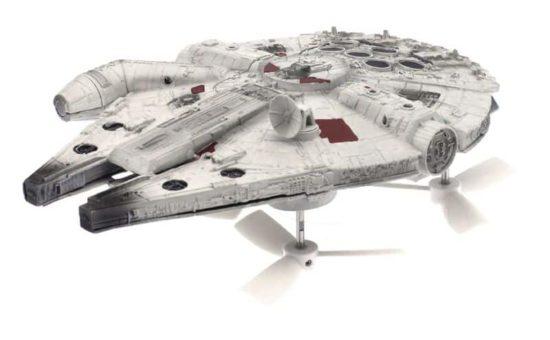 Star Wars Quadcopter Millennium Falcon