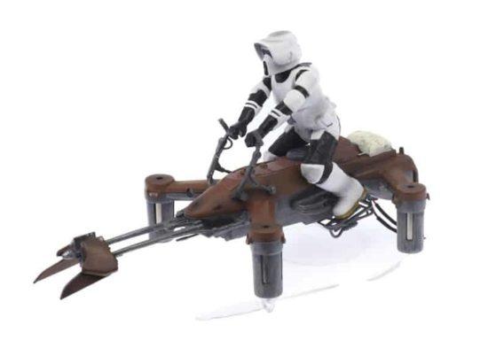 Star Wars Quadcopter Speeder Bike