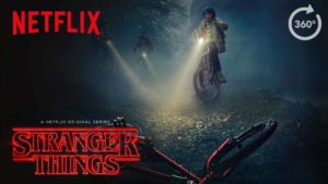 Stranger Things ALS 360 ° Virtual Reality Experience
