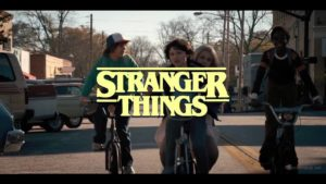 """Stranger Things"" som 80s sitcom"