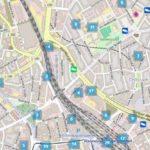 Um mapa do mundo da vigilância por vídeo