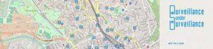 Eine Weltkarte der Videoüberwachung