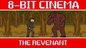 Den Revenant als 8-Bit Video Game