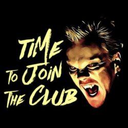 Dags att gå med i klubben