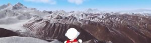 Verne: The Himalayas - Explore the world with Google 3D Maps