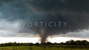vorticiteit: Tornado Timelapse in 4K