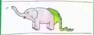 La forma en que se inició con los dinosaurios