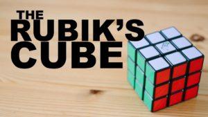 Wie man einen Rubik's Cube in unter zwei Minuten löst