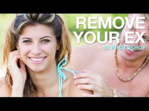 Wie man mit Photoshop den Ex aus Fotos eliminiert