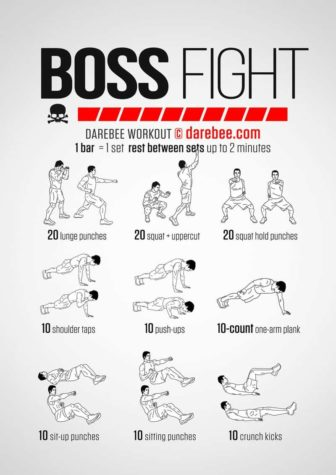 Workout chefe-Fight