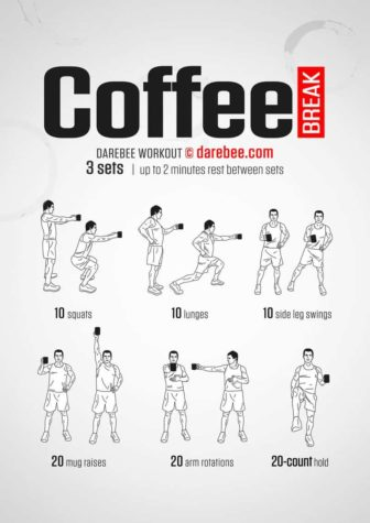 kaffe Workout