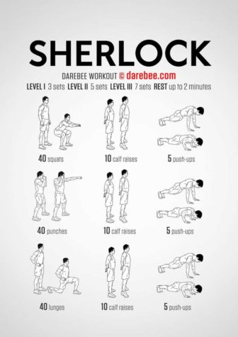 Sherlock Workout