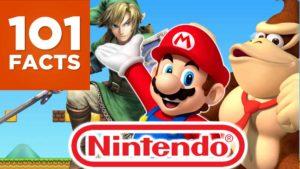 101 Tietoja Nintendo