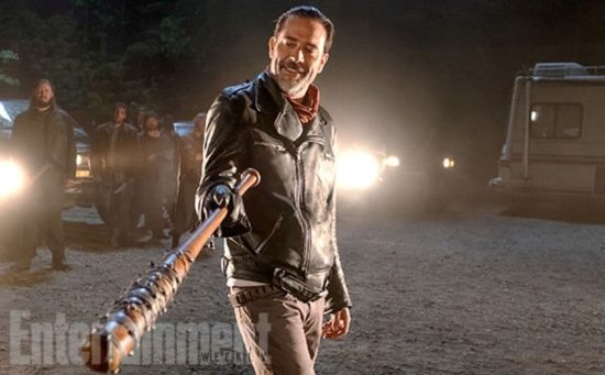 The Walking Dead: Quello che in 7. Staffel - Trailer e immagini