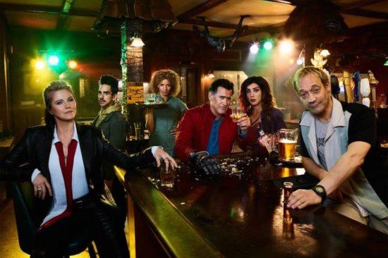 Ash vs. Evil Dead: Scenes- and Setbilder from the second season