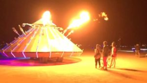 Burning Man 2016 Hyperlapsed